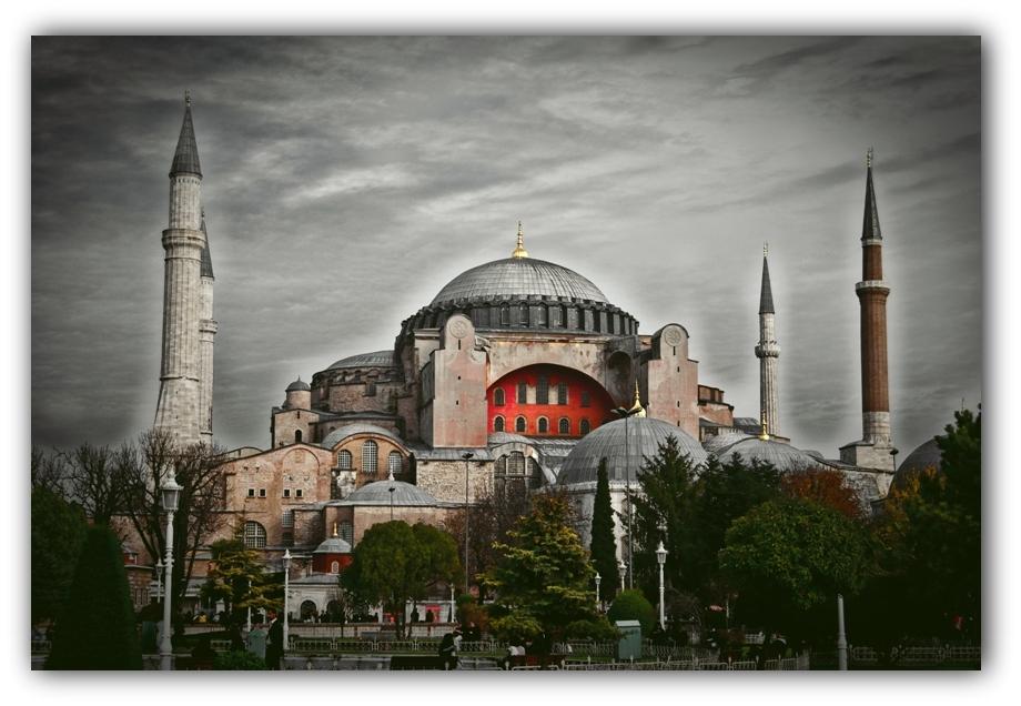 konstantinoupoli agia sofia