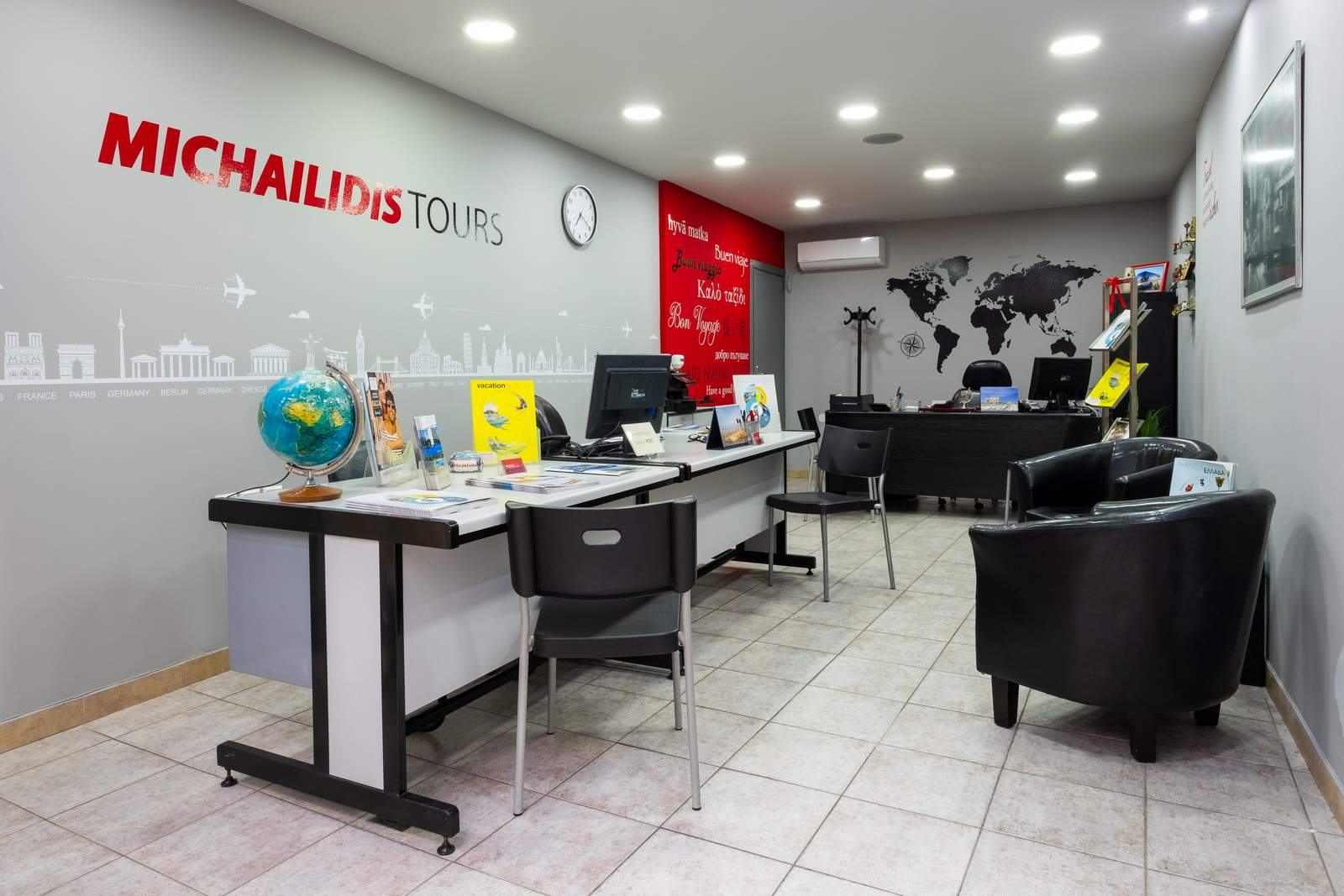 michailidis tours office